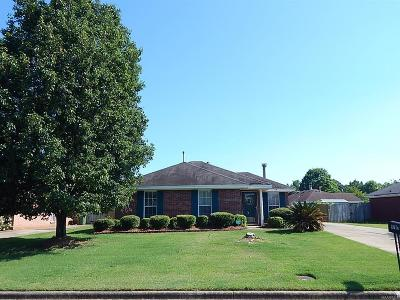 Montgomery Single Family Home For Sale: 5712 Sweetwood Way