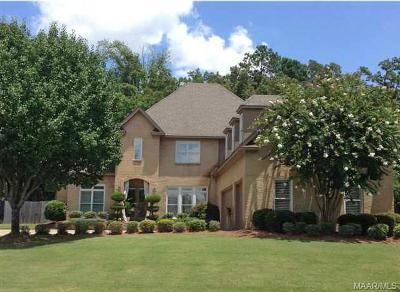 Montgomery Single Family Home For Sale: 9753 Bent Brook Drive
