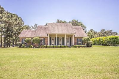 Wetumpka Single Family Home For Sale: 126 Brittany Court