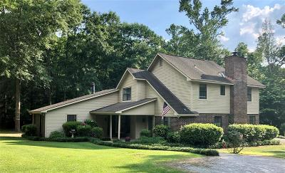 Millbrook Single Family Home For Sale: 4321 Millwood Lane