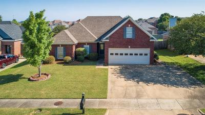 Montgomery Single Family Home For Sale: 8849 Chantilly Way