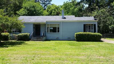 Montgomery AL Single Family Home For Sale: $22,000
