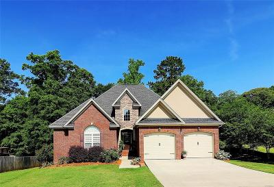 Single Family Home For Sale: 319 High Pointe Ridge
