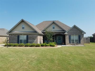 Wetumpka Single Family Home For Sale: 186 Village Way