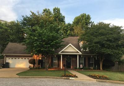 Wetumpka Single Family Home For Sale: 510 River Park Court