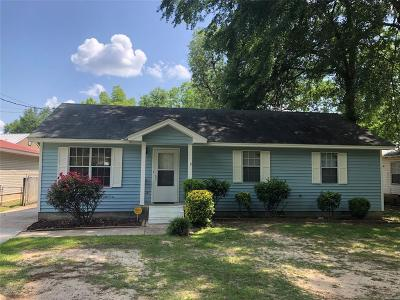 Prattville Single Family Home For Sale: 339 W 6th Street