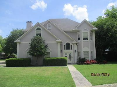 Montgomery Single Family Home For Sale: 9320 Sturbridge Place