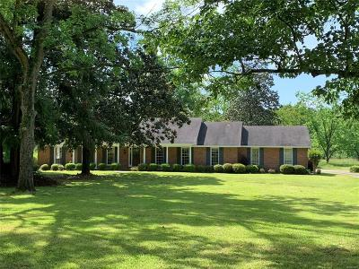 Wetumpka Single Family Home For Sale: 366 Harrogate Springs Road