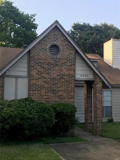 Montgomery Single Family Home For Sale: 6005 Neill Drive