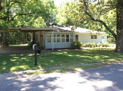 Eclectic Single Family Home For Sale: 490 N College Avenue