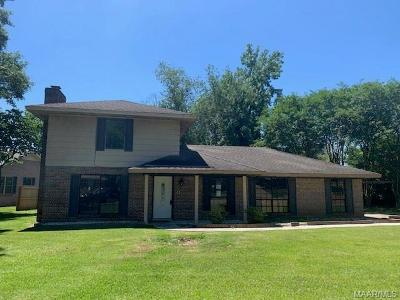Prattville Single Family Home For Sale: 508 Bedford Terrace