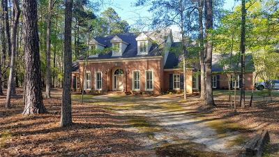 Wetumpka Single Family Home For Sale: 167 Wildwood Lane