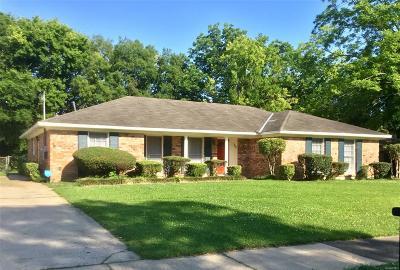 Montgomery Single Family Home For Sale: 1845 Braddock Road