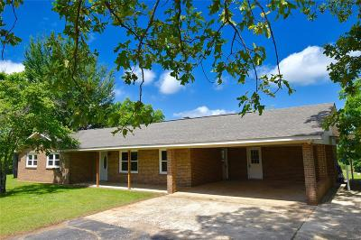 Tallassee Single Family Home For Sale: 3368 Red Hill Road