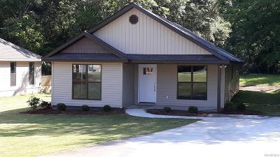 Tallassee Single Family Home For Sale: 500 Little Road