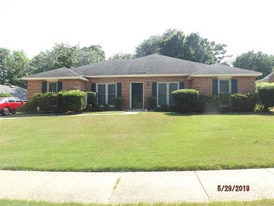 Montgomery Single Family Home For Sale: 6301 Woodmere Boulevard