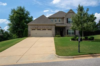 Wetumpka Single Family Home For Sale: 70 Woodland Path