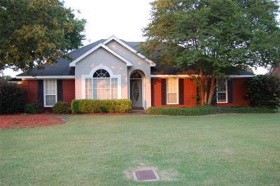 Prattville Single Family Home For Sale: 311 Poplar Street