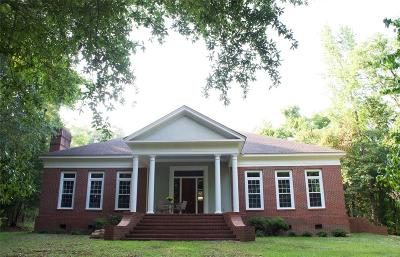 Wetumpka Single Family Home For Sale: 1471 Harrogate Springs Road