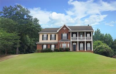 Prattville Single Family Home For Sale: 712 Fountain Lane