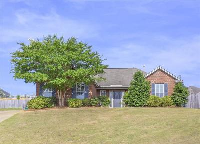 Millbrook Single Family Home For Sale: 113 Spears Crossing