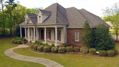 Montgomery Single Family Home For Sale: 6200 Hunters Grove