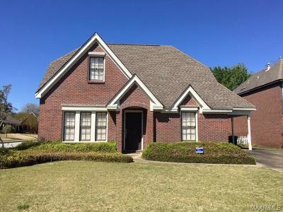 Single Family Home For Sale: 9471 Winfield Place