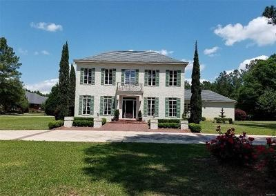 Single Family Home For Sale: 401 Windsor Trace