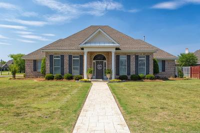 Montgomery Single Family Home For Sale: 9001 Pennington Place