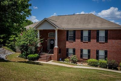 Prattville AL Single Family Home For Sale: $320,000