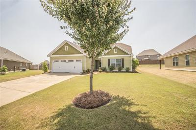Prattville Single Family Home For Sale: 2166 Addison Way