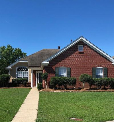 Montgomery Single Family Home For Sale: 2440 Noble Wood Court