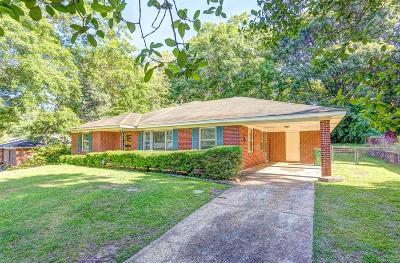 Montgomery Single Family Home For Sale: 4001 Marquette Drive