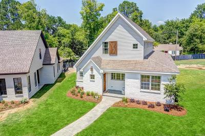 Montgomery Single Family Home For Sale: 3420 Lockwood Place