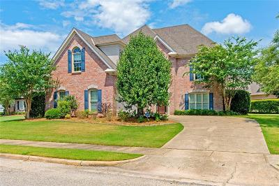 Montgomery Single Family Home For Sale: 8100 Wyndham Mews