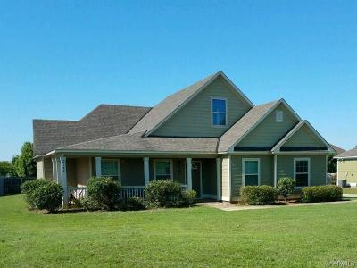 Prattville Single Family Home For Sale: 2188 Addison Way