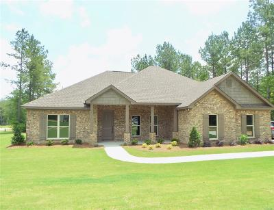 Wetumpka Single Family Home For Sale: 1083 Southern Hills Drive