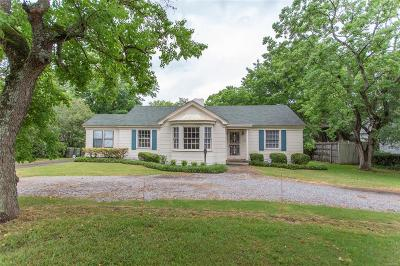 Single Family Home For Sale: 3516 Narrow Lane Road