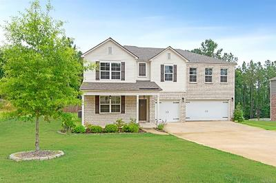 Wetumpka Single Family Home For Sale: 121 Southern Hills Drive