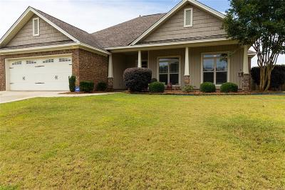 Deatsville Single Family Home For Sale: 408 Wind Ridge Drive