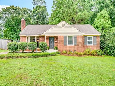 Montgomery Single Family Home For Sale: 3568 Georgetown Drive N