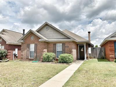Montgomery Single Family Home For Sale: 8925 Laney Lane