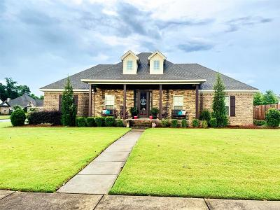 Prattville Single Family Home For Sale: 477 Weatherby Trail