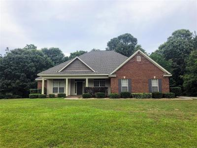 Prattville Single Family Home For Sale: 745 Ethan Lane