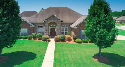 Montgomery Single Family Home For Sale: 5500 Seville Lane