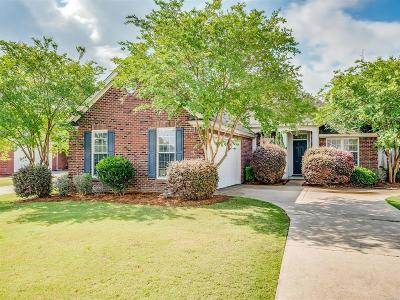 Single Family Home For Sale: 9419 Briarlea Court