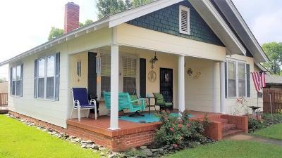 Tallassee Single Family Home For Sale: 4 S Dubois Street