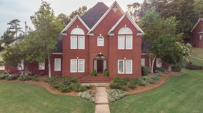 Prattville Single Family Home For Sale: 214 Fawn Lane