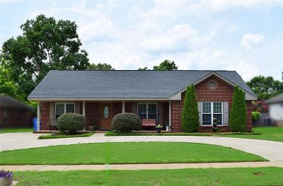 Prattville Single Family Home For Sale: 411 Sheila Boulevard
