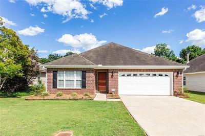 Prattville Single Family Home For Sale: 1670 Hawthorne Lane